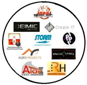 Nasi partnerzy i sponsorzy, bez których Otwarte Mistrzostwa Grudziądza 2019 nie odbyłyby się: